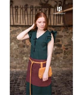 Abito Donna Medievale Agga-Verde