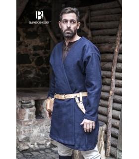 Tunica Medievale Loki blu manica lunga