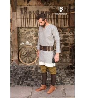 Tunica medievale Lodin, grigio