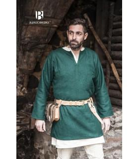 Tunica medievale Lodin, verde