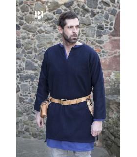 Tunica medievale Lodin, blu