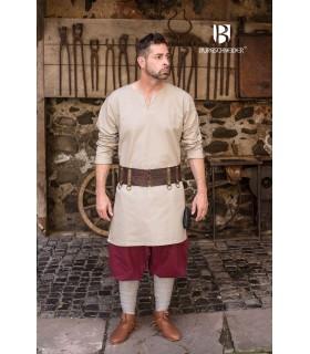 Tunica Medievale Leif, crema