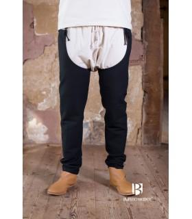 Pantaloni medievale Brandolf, nero