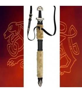 La spada di Re Vichingo con Guaina (96 cm.)