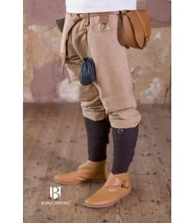 Pantaloni medievale Ragnar, sabbia