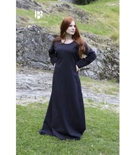 Tunica medievale Freya, nero