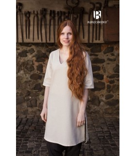 Tunica Medievale Lagertha manica corta