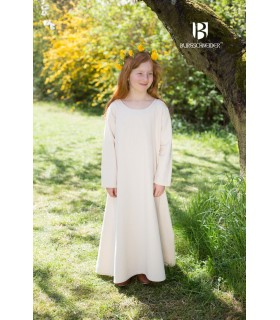 Tunica medievale per le ragazze