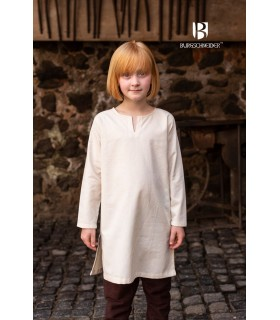 Tunica medievale per bambini, Leifsson