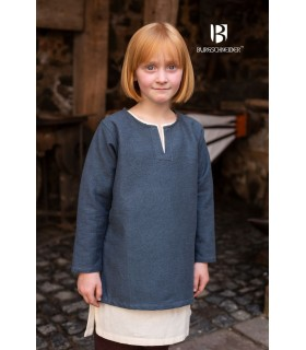 Tunica medievale per bambini, Eriksson grigio