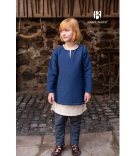 Tunica medievale per bambini, Eriksson blu