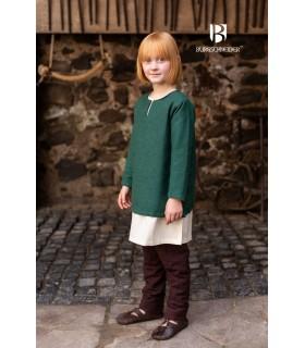 Tunica medievale per bambini, Eriksson verde