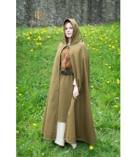 Strato medievale di lana Hibernus, senape
