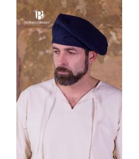 Cappello rinascimento Harald, blu