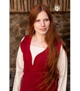 Abito medievale, Lannion, rosso