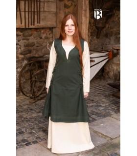 Abito medievale, Lannion, verde