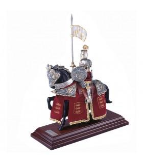 Armatura Casco equitazione inglese Piume