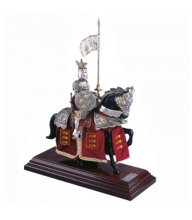 Armatura Casco equitazione Drago d'Argento