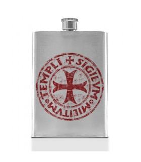 Sacchetto Sigillo Templare in Acciaio Inox