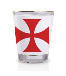 Colpo di vetro dei Cavalieri Templari