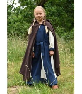 Strato medievale per bambini, marrone