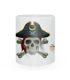 Tazza di ceramica Pirati