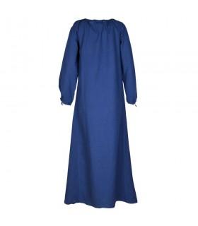 Abito medievale Ana, blu