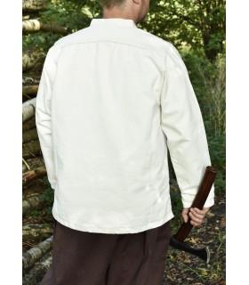 Camicia Contadina con pulsanti