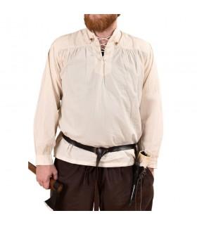 Camicia bianca pirata Ludwig