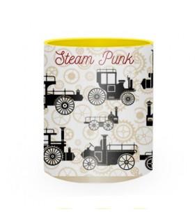 Tazza di ceramica Steam Punk