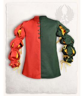 Doppietto mercenario Joerg, rosso e verde