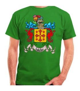 T-Shirt Personalizzate Scudo Araldico 1 Cognome