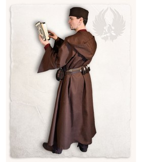 Robe stregone Aurelio, marrone