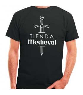 Nero t-shirt Shop-Medievale