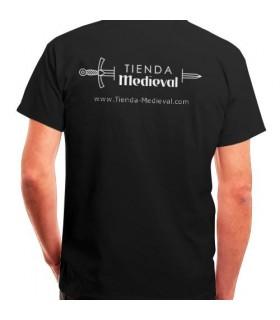 Nero t-shirt Shop-Medievale