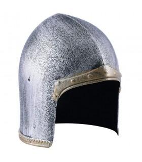 Elmo Sallet Cavaliere Medievale per i bambini