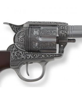 Revolver Colt 45 Pacificatore lunghezza della canna, 31,5 cm.