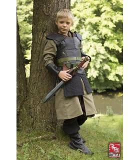 Armatura di cuoio per bambini