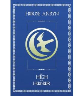 Banner Game of Thrones Casa Arryn (75x115 cm.)