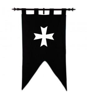 Banner Cavalieri Ospitalieri (105 x 55 cm.)