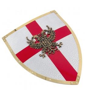 Scudo Templare Aquila