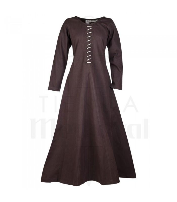 6fe617d24f95 Abito medievale lungo Ava. Vestiti medievali - Abiti da Donna