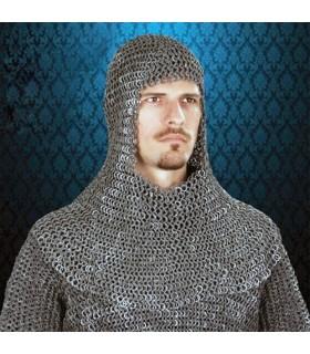 Boia medievale di bordatura di alluminio