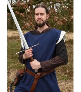 Tunica medievale Eckhart, blu