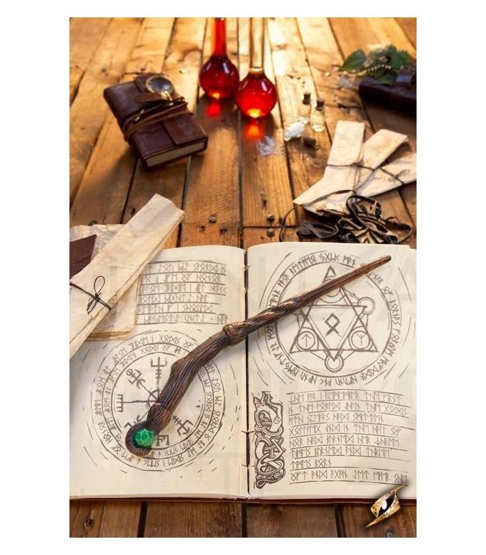 Bacchetta del Druido. Bacchette Magiche - Decorazione. Negozio