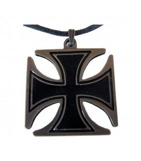 Ciondolo Croce Teutonica