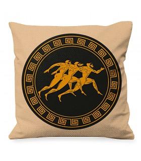 Cuscino Antiche Olimpiadi Greche