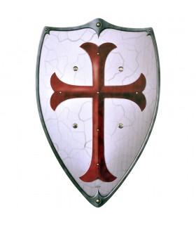 Scudo Templare di legno, bambini