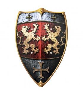 Scudo del Cavaliere Lowenfels, bambini