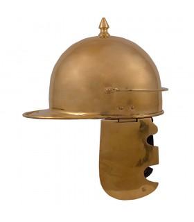 Casco romana Haltern, ottone